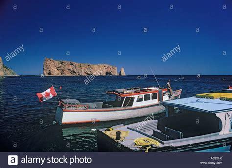 boat tour quebec perce rock boat tour stock photos perce rock boat tour
