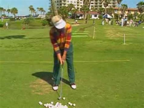 moe norman golf swing video pin by www learninggolf tv on moe norman clinic videos
