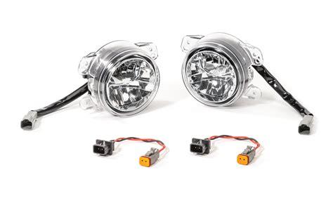 jeep wrangler led fog lights quadratec 174 led fog lights kit for 07 17 jeep wrangler jk