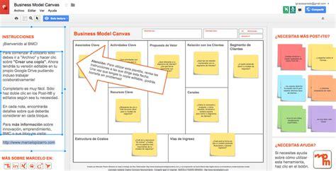 Business Model Canvas Template Descargable En Google Docs Sietedeoros Business Model Canvas Template Docs