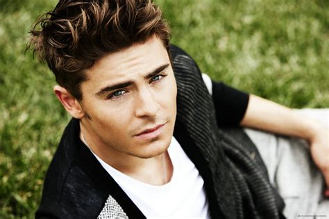 Hairstyles : Zac Efron Hairstyles Tutorial: Look Fresh And