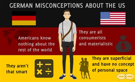 how to a in german 4 german mis conceptions about the us listen learn usa