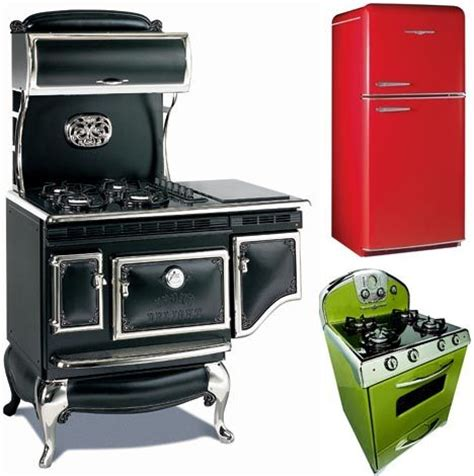 vintage style kitchen appliance 1000 images about old refrigerators and stoves on
