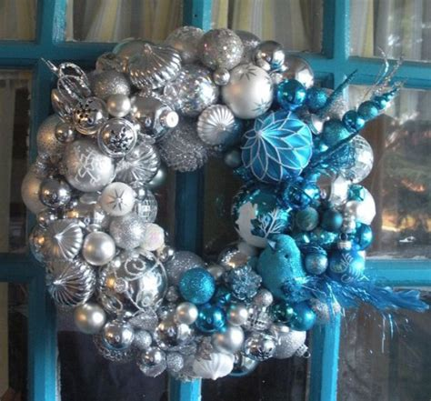 Blue And Silver Decorations by 35 Silver And Blue D 233 Cor Ideas For And New Year