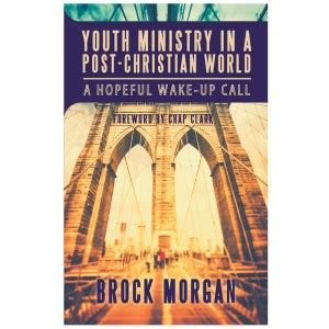 critique of modern youth ministry books review youth ministry in a post christian world eric d