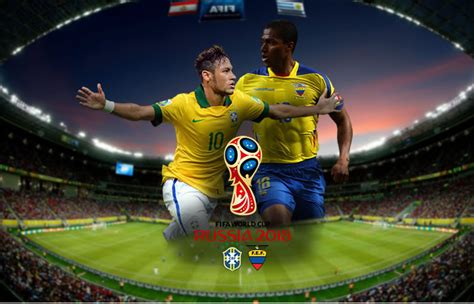 Brasil Vs Brasil Vs Ecuador Previa Datos Alineaci 243 N Y