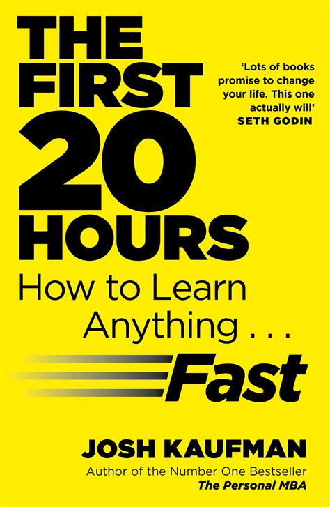 the first 20 hours the first 20 hours by josh kaufman penguin books australia