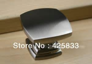 kitchen cabinet handles and pulls 8pcs single square brushed nickel cabinet handles kitchen knobs and drawer kids dresser pulls
