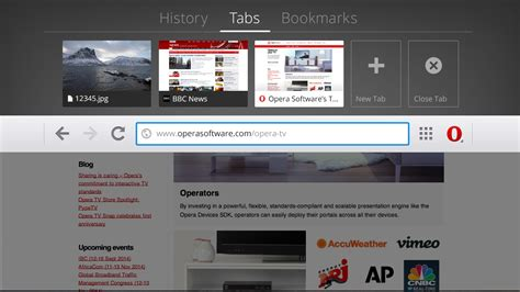 opera web browser apk opera tv browser 1 8 apk android communication apps