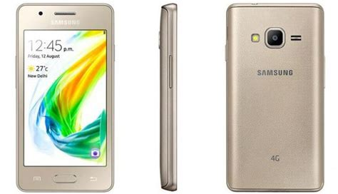 Hp Samsung Z One Harga Samsung Z2 Os Tizen Dibawah Rp 1 Juta Ini Spesifikasi Dan Kelebihannya