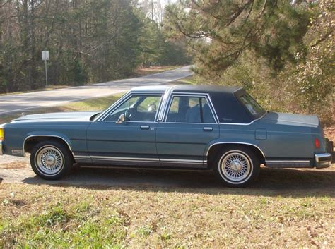 manual repair autos 1987 ford ltd crown victoria instrument cluster service manual 1987 ford crown vic town purchase used 1987 ford ltd crown victoria base