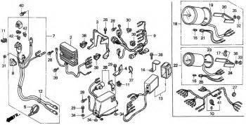 honda bf50a tachometer wiring diagram tachometer