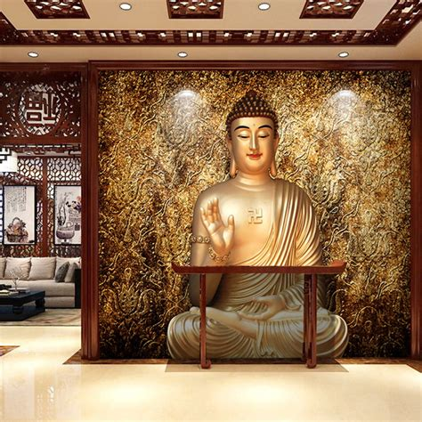 Online Buy Wholesale Buddha Wallpaper From China Buddha Wallpaper Wholesalers