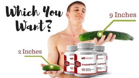 Instahard Review-Best Natural Male Enhancement Pills 2019