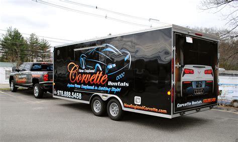 truck boston boston truck lettering graphics vinyl wraps boston