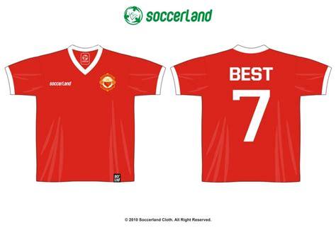 desain baju club bola membuat desain kaos sepak bola dengan berbagai cara