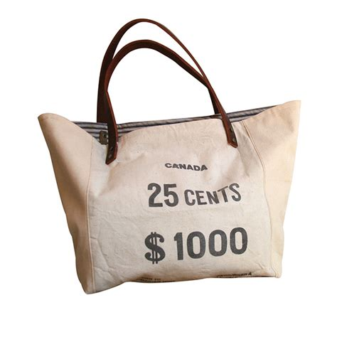 Canvas Tote Bag Dear five canadian made products we re loving this month chatelaine