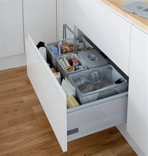 poubelle tri selectif pour casserolier houdan cuisines