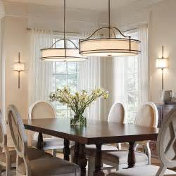Lighting For Dining Room by Dining Room Lighting Gallery From Kichler