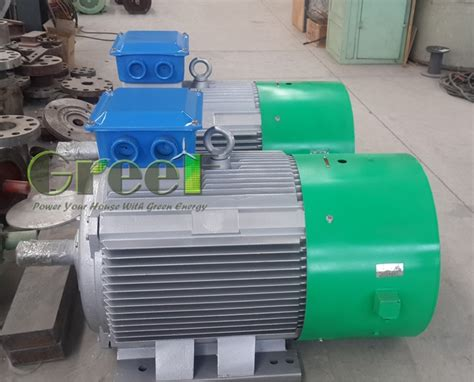 50 rpm permanent magnet alternator generator 20kw