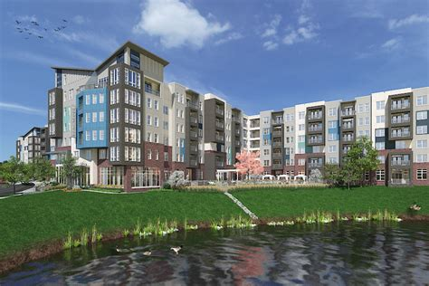 High Rise Apartments In King Of Prussia Pa Woodfield Valley Forge