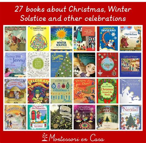 27 winters and counting books 27 libros sobre la navidad el solsticio de invierno y