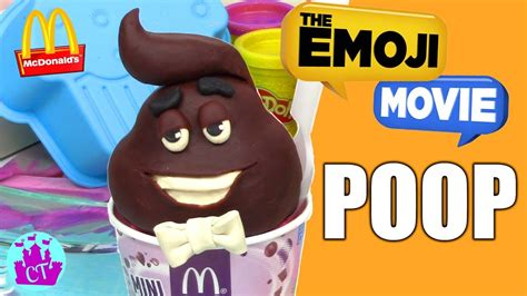 emoji movie watch online emoji poop cake mcflurry play doh emoji movie youtube