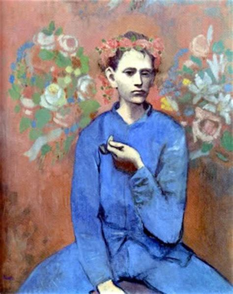 picasso paintings blue boy 51 best images about pablo picasso blue period on