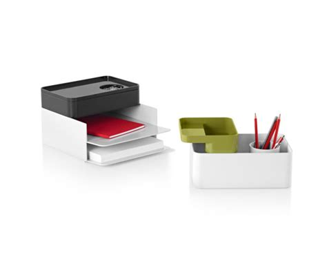 Design Desk Accessories Modern Modular Desk Accessories To Organize With Style Design Milk