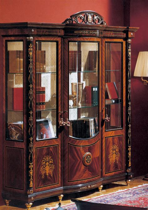 China Closet by Cherry Glass Empire China Cabinet Ebay