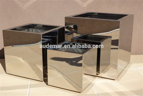 Box Panel Stainless Steel Indoor audemar 1 2mm thickness decorative stainless steel 304