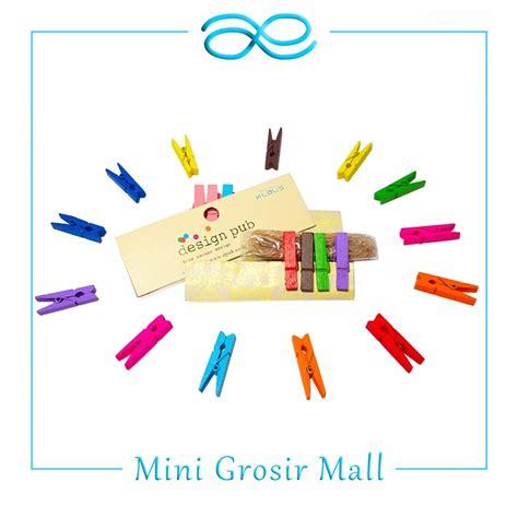 Tali Rami Batam mgm 05 tali rami per pcs klip jepit warnawarni kecil 35mm
