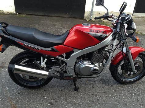 92 Suzuki Gs500 Suzuki Gs 500 E Billeder Af Mc Er Uploaded Af Mads A