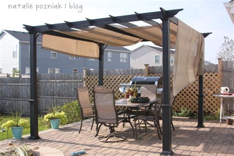 canopy for pergola   Outdoor Living   Pinterest   Canopies