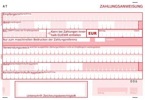 bank austria kontoauszug zahlungsanweisung oesterreichische nationalbank oenb