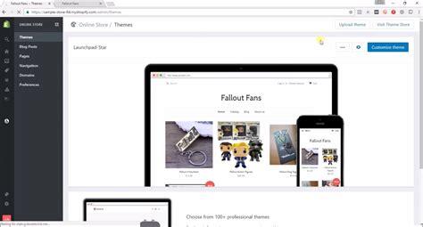 shopify theme editor windows shopify theme customization for win win sales in 2018