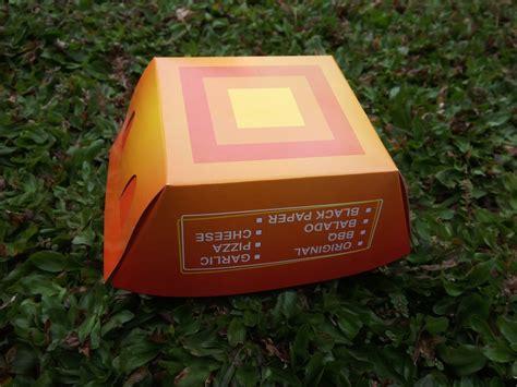 Pisau Pond Surabaya dus gorengan spesialis cetak kemasan di surabaya melayani indonesia