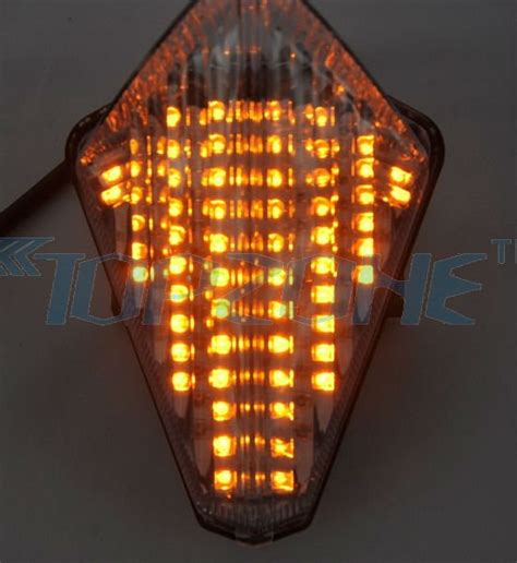 Turn Lights by Motorcycle Integrated Led Light Sequential Turn