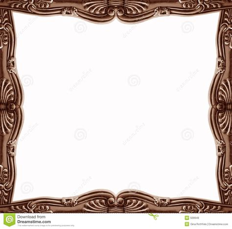 antique border 2 royalty free stock images image 509949
