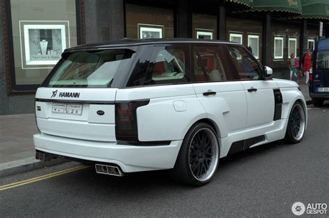 land rover hamann land rover hamann range rover myst 232 re 22 august 2015