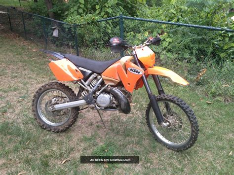 2002 Ktm 250 Exc Review 2002 Honda Xr70 Pit Bike Youth Bike Mx Crf Other Car