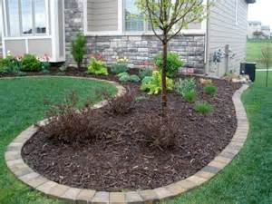 Landscaping Edging Pavers Edging Mulch Drainage Solutions Des Moines Iowa