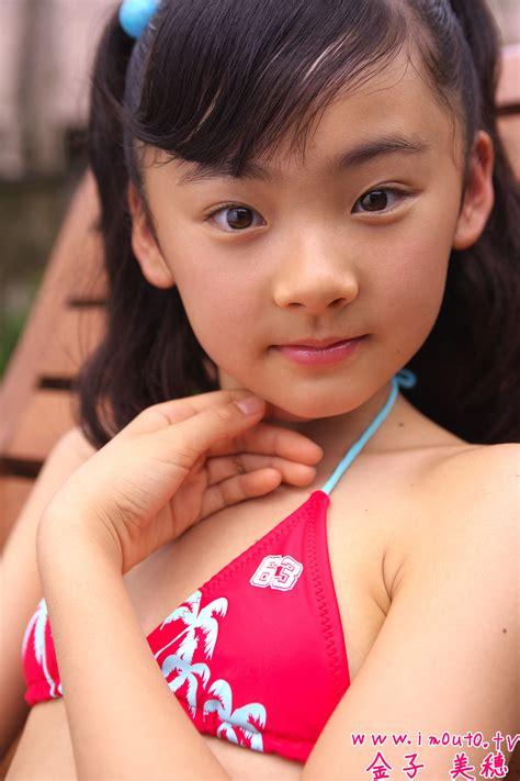 kaneko miho japanese junior idol u15 miho kaneko from imouto tv tomoe
