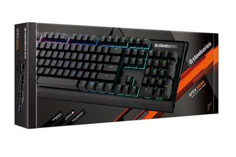 Steelseries Apex M650 Gaming Keyboard Mechanical Rgb 1
