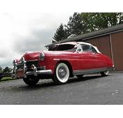 1949 Hudson Commodore Six Convertible  American Cars For Sale