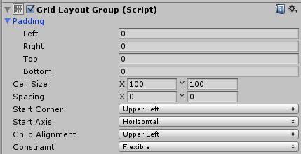 grid layout group unity laird studio 客座文章 unity ugui 原理篇