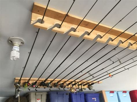 Fishing Pole Garage Storage Ideas Best 10 Gun Storage Ideas On Gun