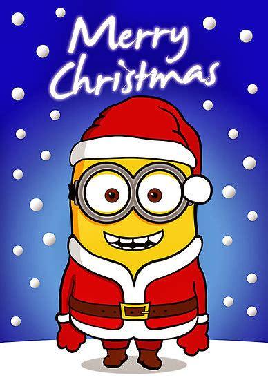 imagenes minions en navidad imagenes navide 241 as de los minions imagenes de navidad