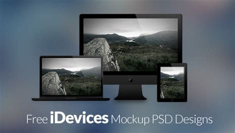 Home Design For Mac 40 Free Apple Devices Mockup Psd Designs Instantshift