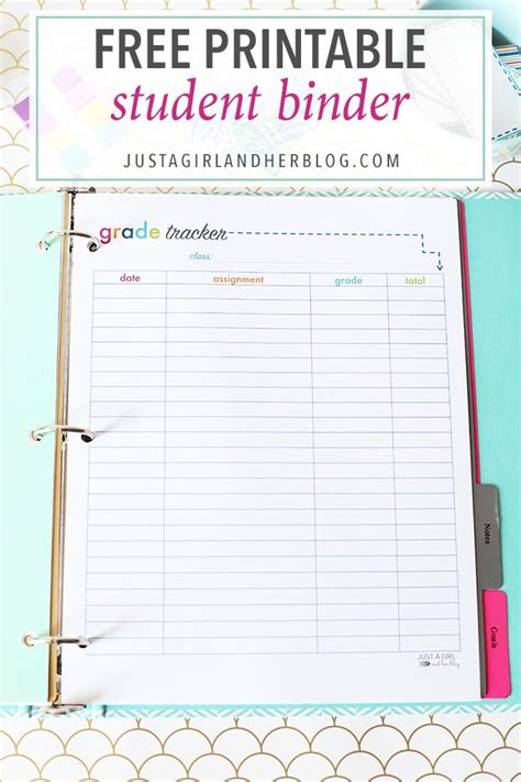Free Printable Planner Pages For Students | 25 best ideas about student planner printable on